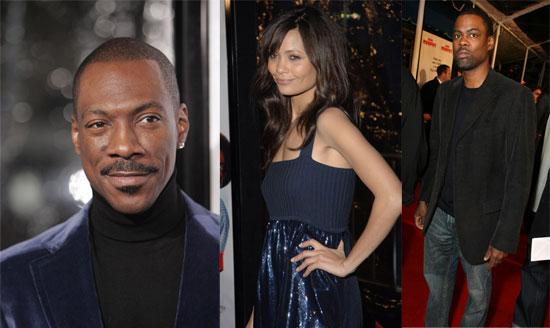 Will Norbit Hurt Eddie's Chance at the Oscar?