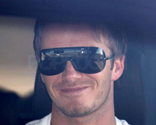 TGI Beckham!