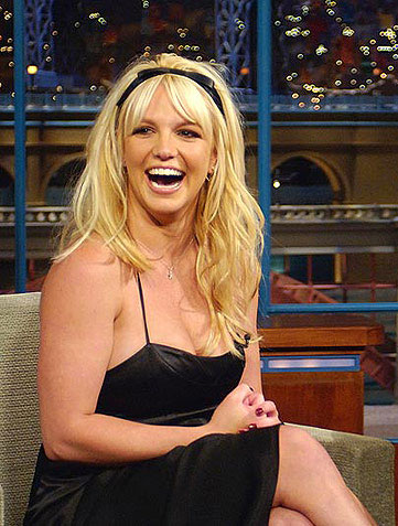 Britney Debuting Sutton in People