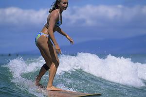 Surf Safari for Women Only