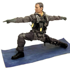 Presidential Yoga?