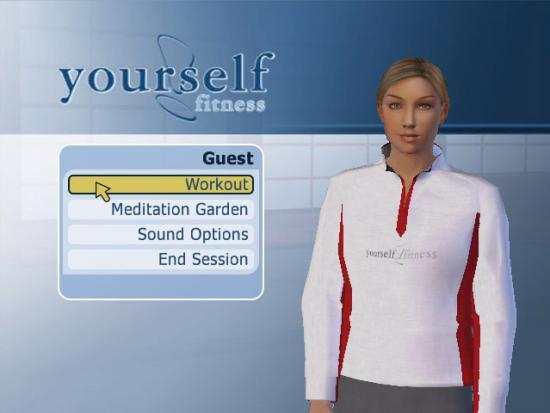 Virtual Trainer: Maya Yourself! Fitness