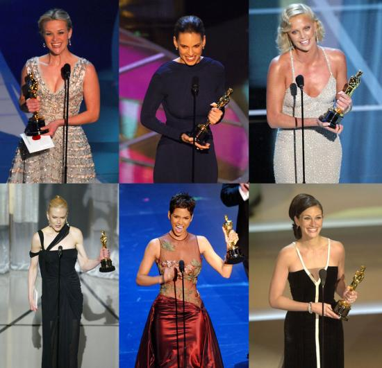 Fittest Oscar Winner of the Past: Best Actress