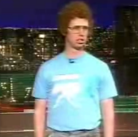 Napoleon Dynamite's Spin On Letterman's Top Ten