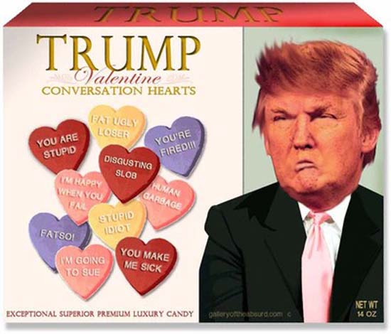 Product of the Day: Donald Trump Hate Candies