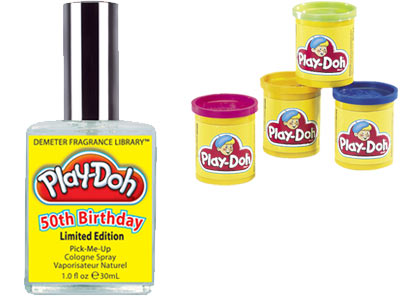Product of the Day: Play-Doh Cologne