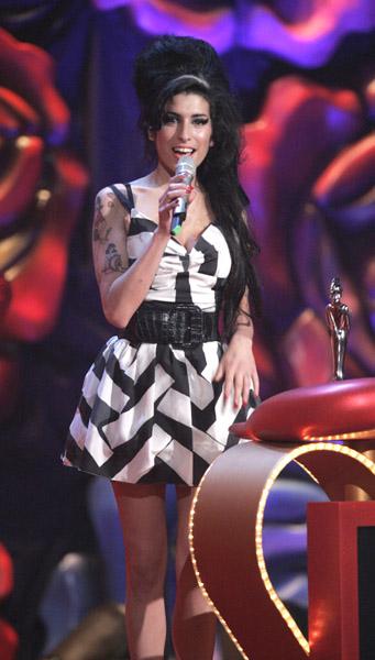 Pop Rocks at the Brit Awards