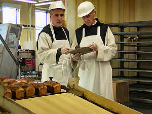 Monks Use Internet to Sell Bread