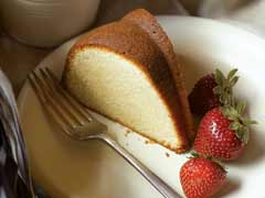 Versatile Pound Cake
