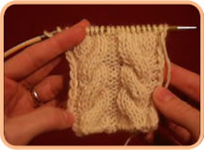 Come Party With Me: Knitting Party - Menu
