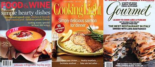 What is Your Favorite Cooking Magazine?