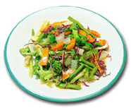 Today's Special: Stir-Fried Vegetables
