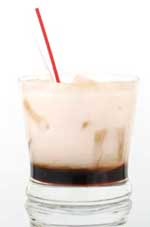 Happy Hour: White Russian