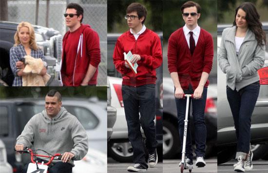 salling flirten zum dating mark agron männer dianna  5 Real-Life Glee Couples We Wish Would Happen - Dianna Agron