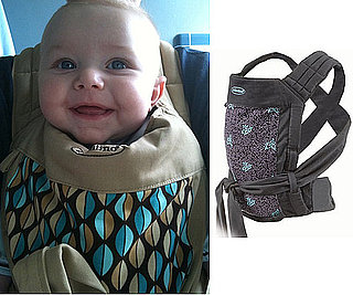 Wrap And Tie Your Baby On With Infantino S Newest Carrier Popsugar