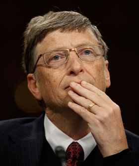 Microsoft Founder Sundance Table Dancer Facebook Phobe And Billionaire Bill Gates Is No Longer The Worlds Richest Man According To Forbes Magazines