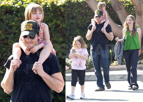 Peter Facinelli & Jenny Garth Now Divorced :(:(   Celebrities