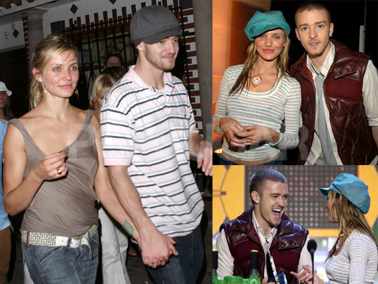 Photos of Justin Timberlake and Cameron Diaz At the 2003 ...Cameron Diaz Age 2003