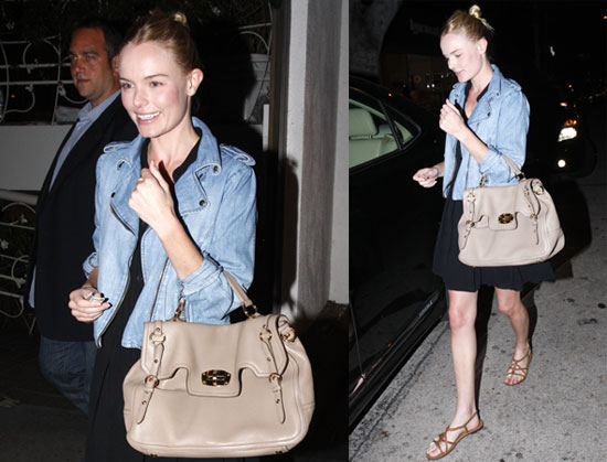 c1e503eca650 Pictures of Kate Bosworth Out to Dinner in LA Without Boyfriend Alexander  Skarsgard