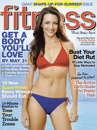 kristin davis beauty secrets