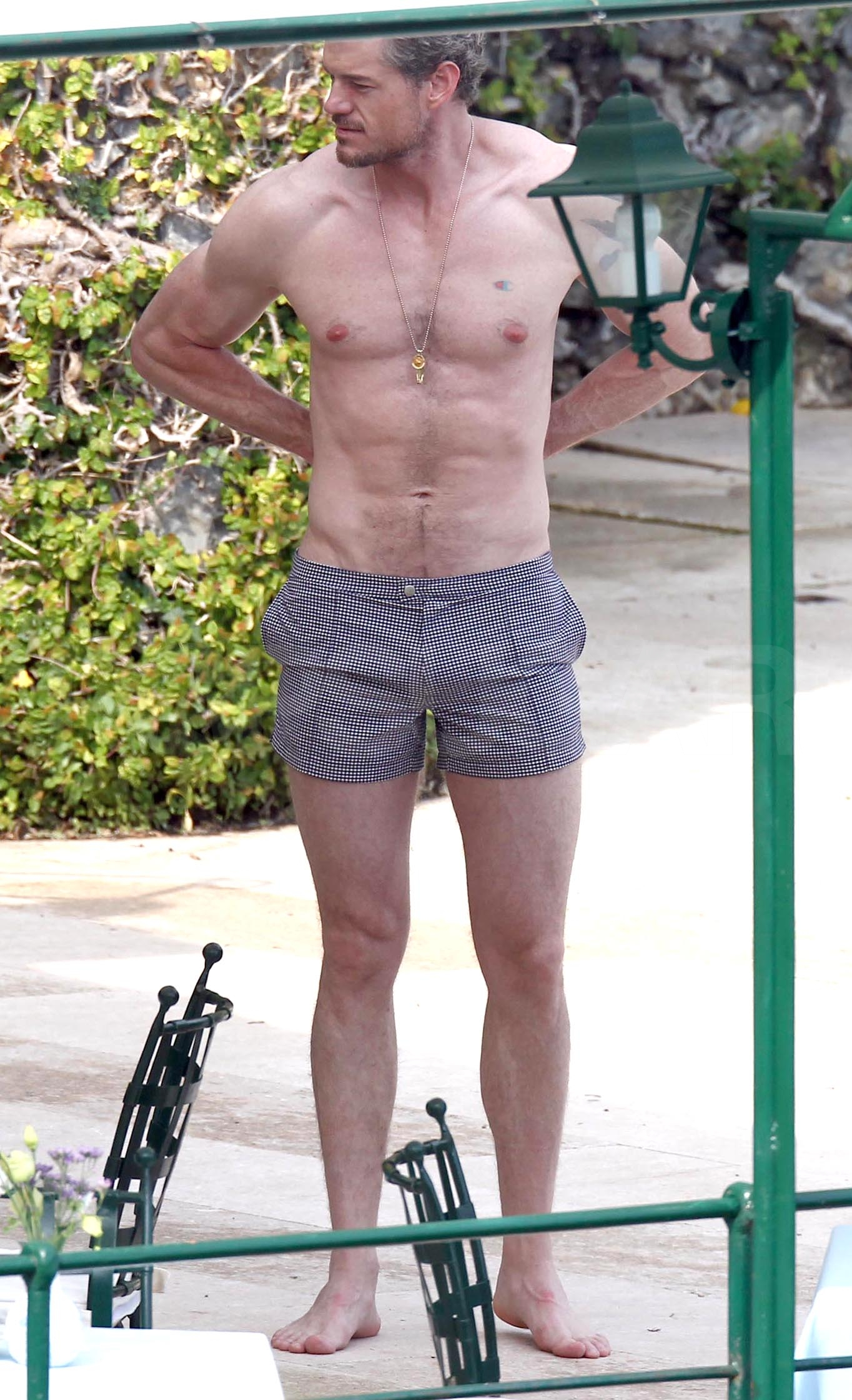 Are You Loving All the Eric Dane Shirtlessness? | POPSUGAR ...