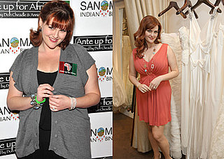 Sara Rue Shops For Wedding Dresses After Losing 40 Pounds On Jenny