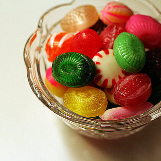 Candy suck sweets