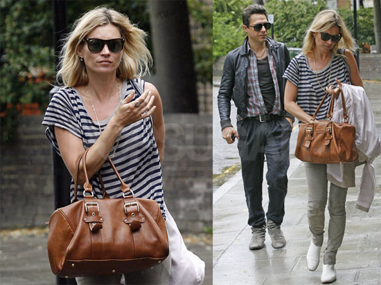 Pictures of Kate Moss And Jamie Hince Together in London 2010-06 ...