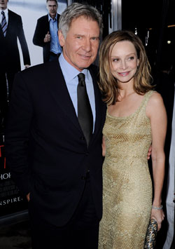 Bill Kay Ford >> Harrison Ford and Calista Flockhart Get Married! 2010-06 ...