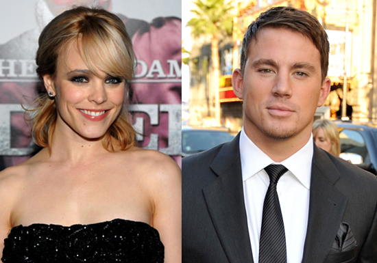 Rachel McAdams and Channing Tatum to Star in Romance The ...