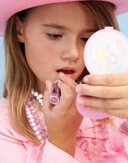 should kids be allowed to wear makeup  popsugar beauty