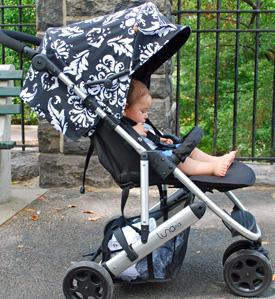 Review of Mamas and Papas Luna Mix Stroller   POPSUGAR Moms