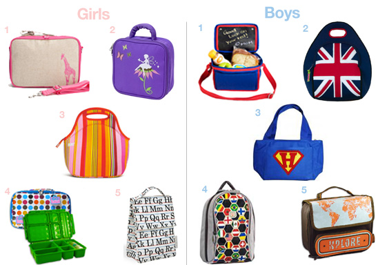 Best Lunch Boxes And Bags For Elementary School Children Popsugar