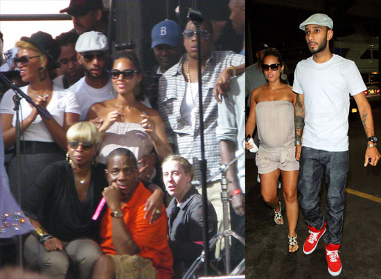 Pictures of alicia and beyonce bringing the boys along for a couples alicia and jay z will have another reason to meet up in the next few weeks their song empire state of mind is nominated for an mtv vma m4hsunfo