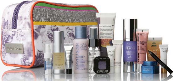 New Peter Som Makeup Bag Gift With Purchase | POPSUGAR Beauty