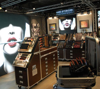 Make Up For Ever Is Getting New Mini-Stores Inside Sephora ...
