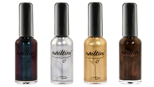 Pictures of New Mad Men Nail Polishes   POPSUGAR Beauty