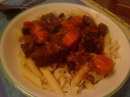 Beef Stew Provecal Style Daube Provencal Popsugar