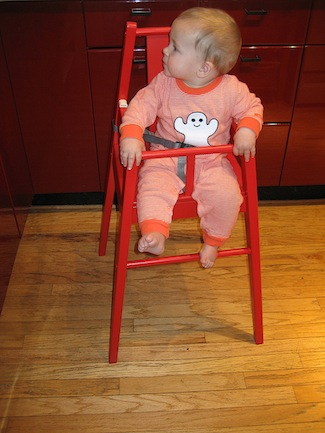 review and photos of ikea blames high chair popsugar moms
