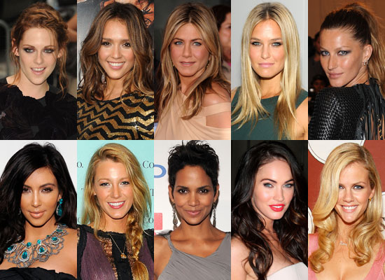 Who is the sexiest female celebrity