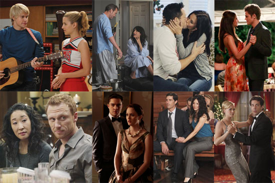 Best Tv Couples Of 2010 Popsugar Entertainment
