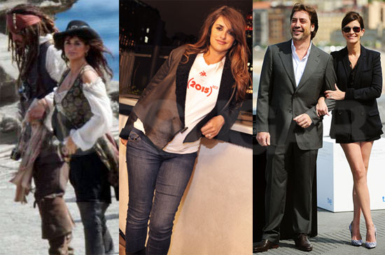 Pictures of Penelope Cruz and Javier Bardem in 2010 ...
