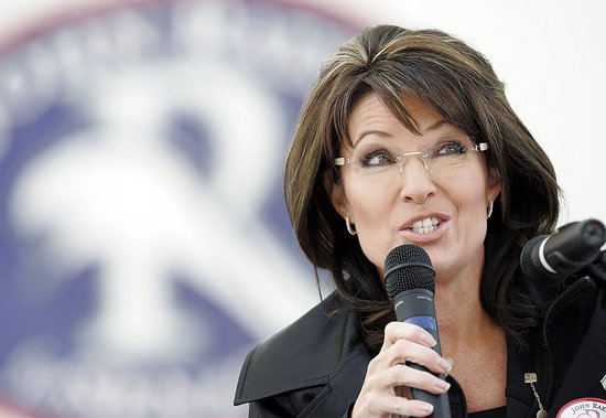 Sarah palin and sex education