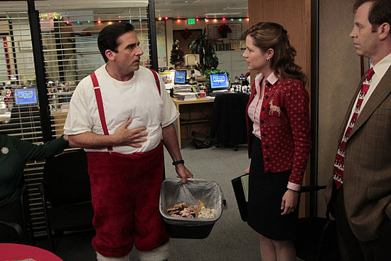 but the morning after the office im a believer this episode was good really good it balanced just the right amount of silly humor with seasonal - The Office Classy Christmas