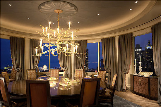 share this link - High Ceiling Dining Room Lighting