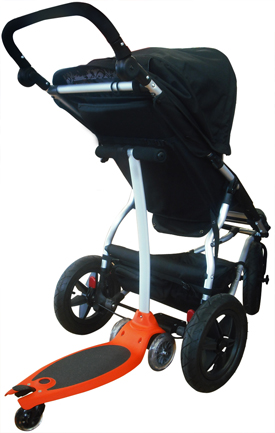 Pictures of Mountain Buggy Free Rider Stroller Scooter ...