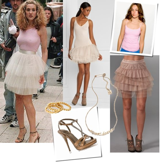 Carrie Bradshaw Inspired New Years Eve Outfit Ideas  Popsugar Fashion-4863
