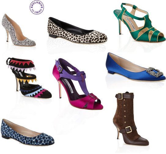 annual manolo blahnik sale