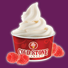 Cold Stone Creamery Frozen Yogurt