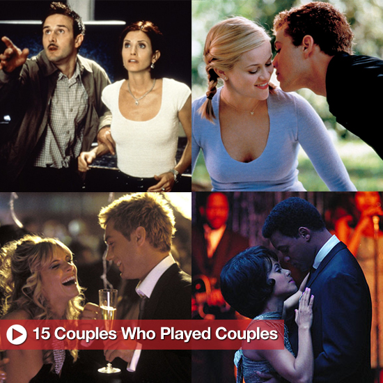 Movies Starring Real-Life Couples As Love Interests
